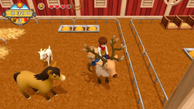 Harvest Moon: One World lets North American farmers get busy