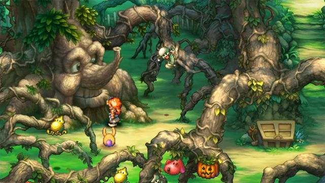Legend of Mana arrives on Switch, PS4 and PC in remastered form
