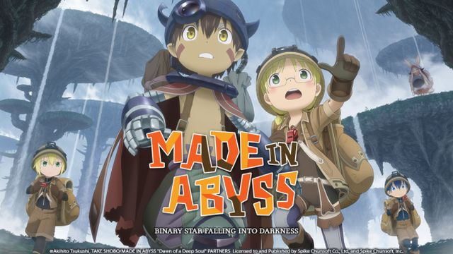 Made in Abyss: Binary Star Falling into Darkness coming west
