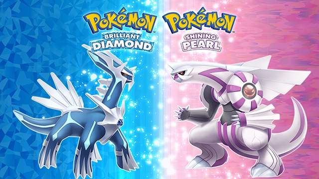 Game Freak announces Pokémon Brilliant Diamond and Pokémon Shining Pearl