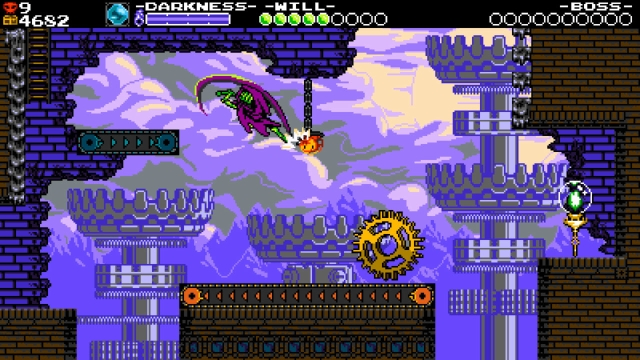 Shovel Knight: Specter of Torment (Switch) screenshots and images