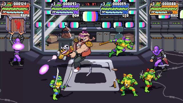 Teenage Mutant Ninja Turtles: Shredder's Revenge image