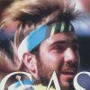 Andre Agassi Tennis artwork