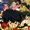 Ranma 1/2: Hard Battle (XSX) game cover art