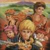 Tecmo Secret of the Stars: A Fantasy (XSX) game cover art