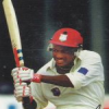Brian Lara Cricket artwork