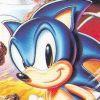 Sonic the Hedgehog Spinball artwork