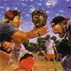 Dusty Diamond's All-Star Softball (XSX) game cover art
