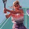 Evert & Lendl Top Player's Tennis (XSX) game cover art