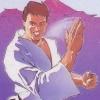 Karate Champ artwork