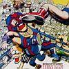 Hal Wrestling artwork