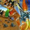 Super Star Soldier artwork