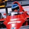 Super Monaco GP artwork