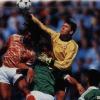 FIFA International Soccer artwork