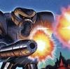 Space Harrier (Sega 32X) artwork