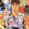 Capcom Fighting Evolution (XSX) game cover art