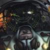 Top Gun: Combat Zones (XSX) game cover art