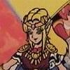Zelda: The Wand of Gamelon (CD-i) artwork