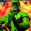 Army Men: Sarge's Heroes artwork