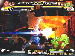 HonestGamers - Capcom vs. SNK (Dreamcast)