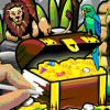 Crayola Treasure Adventures (DS) artwork