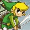 The Legend of Zelda: Spirit Tracks (DS) artwork