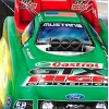 NHRA: Countdown to Championship 2007 (XSX) game cover art