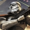 Star Wars: Battlefront - Elite Squadron (XSX) game cover art