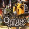 Gatling Gears (XSX) game cover art