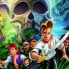 The Secret of Monkey Island: Special Edition (XSX) game cover art