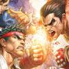 Street Fighter X Tekken artwork