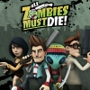 All Zombies Must Die! (XSX) game cover art