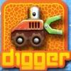 Digger HD (XSX) game cover art