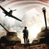 History: Legends of War - Patton artwork