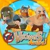When Vikings Attack! artwork