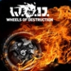 Wheels of Destruction: World Tour artwork