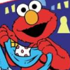 Elmo in Grouchland (Game Boy Color) artwork