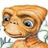 ET and the Cosmic Garden artwork
