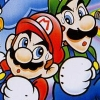 Super Mario Bros. Deluxe artwork