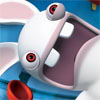 Rayman: Raving Rabbids (Wii) artwork
