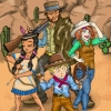 Boot Hill Heroes Part 1 (XSX) game cover art