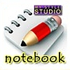 My Style Studio: Notebook artwork