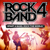 Rock Band 4 (XSX) game cover art