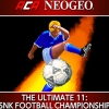 ACA NeoGeo: The Ultimate 11 - SNK Football Championship (XSX) game cover art