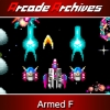 Arcade Archives: Armed F (XSX) game cover art