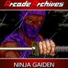 Arcade Archives: Ninja Gaiden (XSX) game cover art