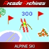 Arcade Archives: Alpine Ski (XSX) game cover art