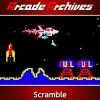 Arcade Archives: Scramble (XSX) game cover art