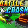 Battle & Crash (XSX) game cover art