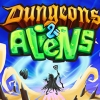 Dungeons & Aliens (XSX) game cover art